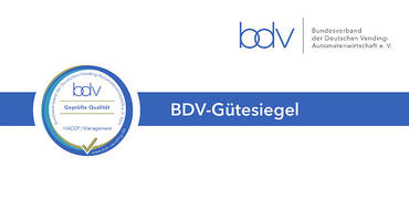 BDV-Gütesiegel - HACCP | Management