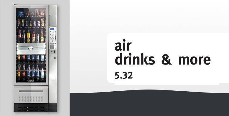 air drinks & more 5.32